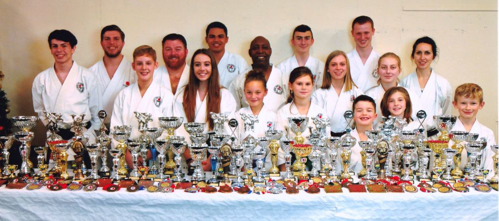 Trophies and Medals 2016