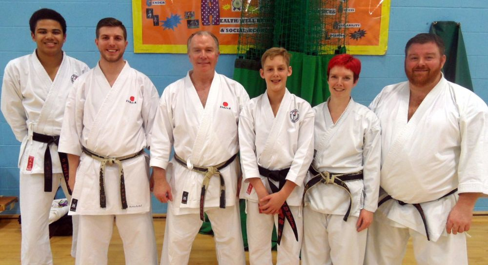 2017 Central Region Kata Squad