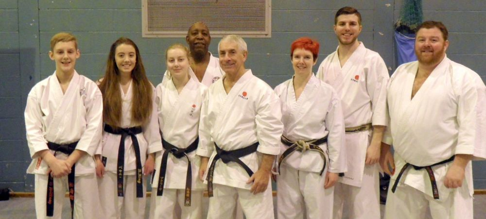 Feb Course @ Chelmsford with Sensei Sherry 2017