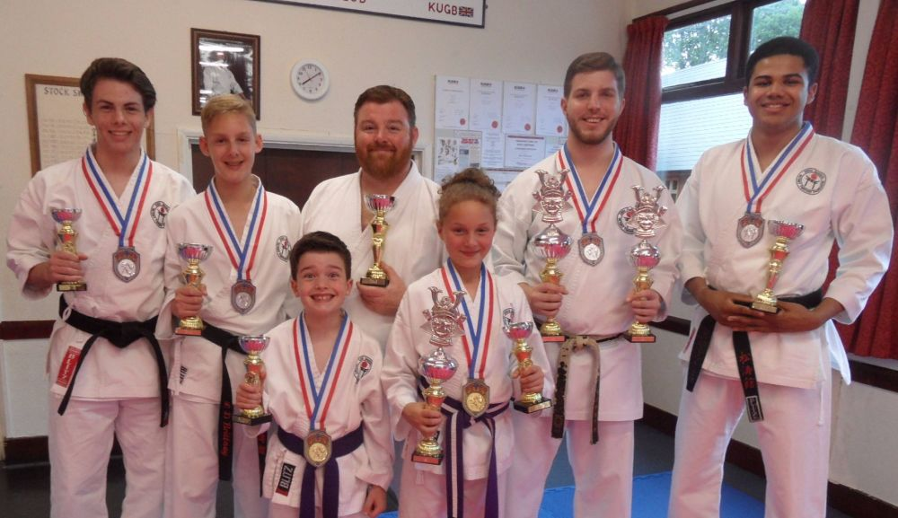 Essex Karate Cup Open Championships 2017