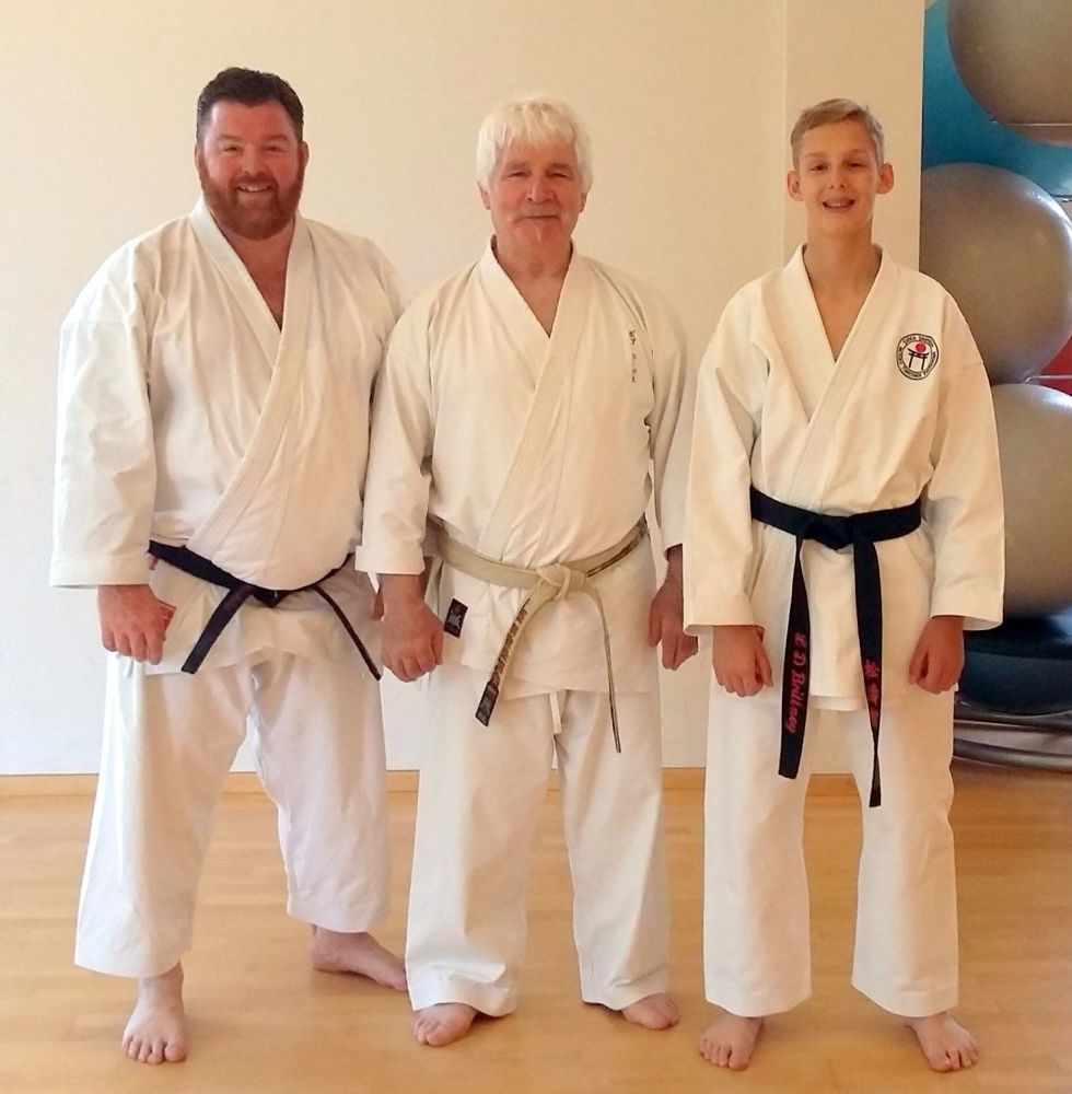 Sensei Rhodes lesson Brighton June 3 2017