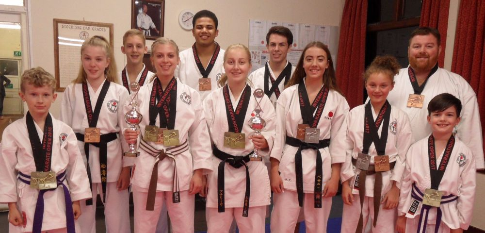 English Classic Karate Open 2017