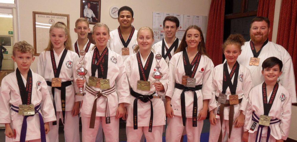 English Classic Karate Open 2017