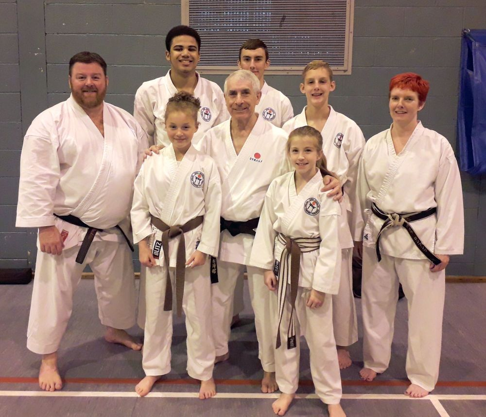 Sensei Sherry Lesson Chelmsford Oct 2017