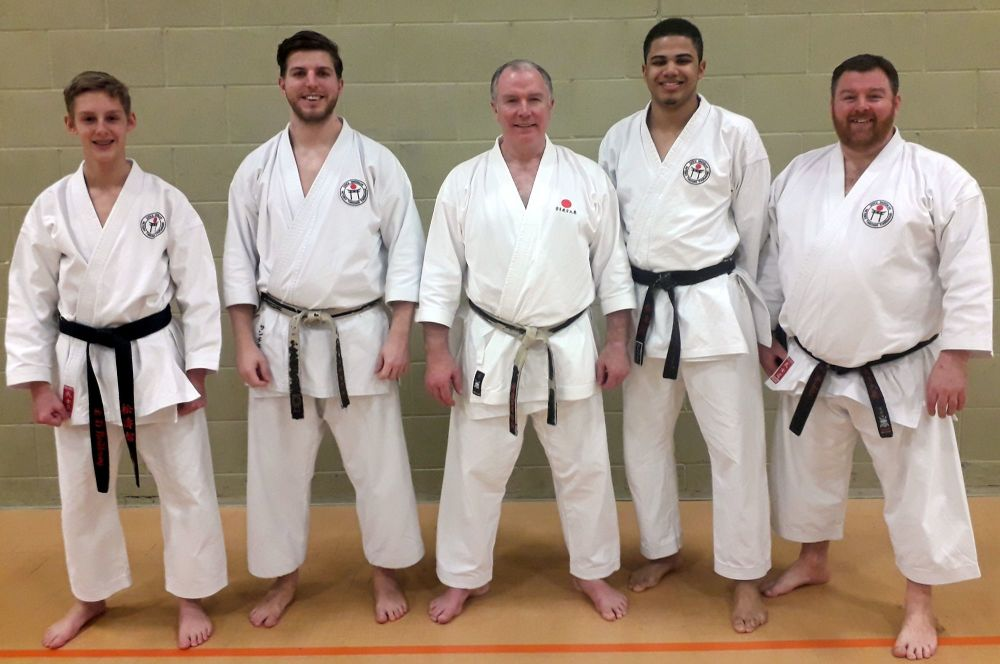 Central Region Kata Squad 2018