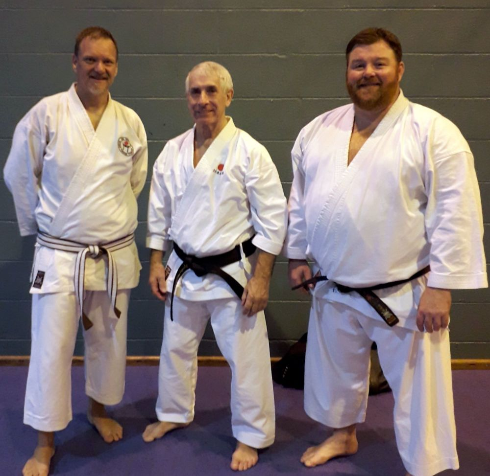 24 of June 2018 Sensei Sherry Course Chelmsford