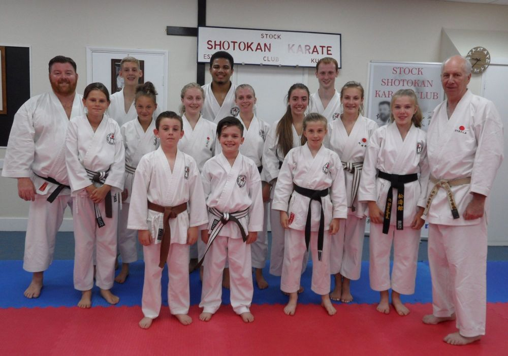Lesson with Sensei Poynton 12-7-2018