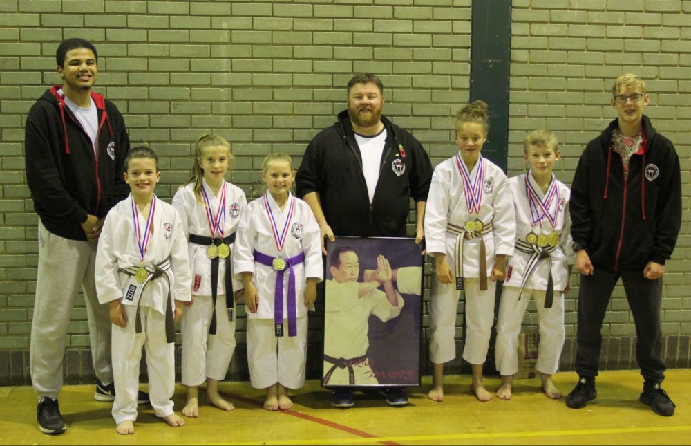 Tigers Medal winners