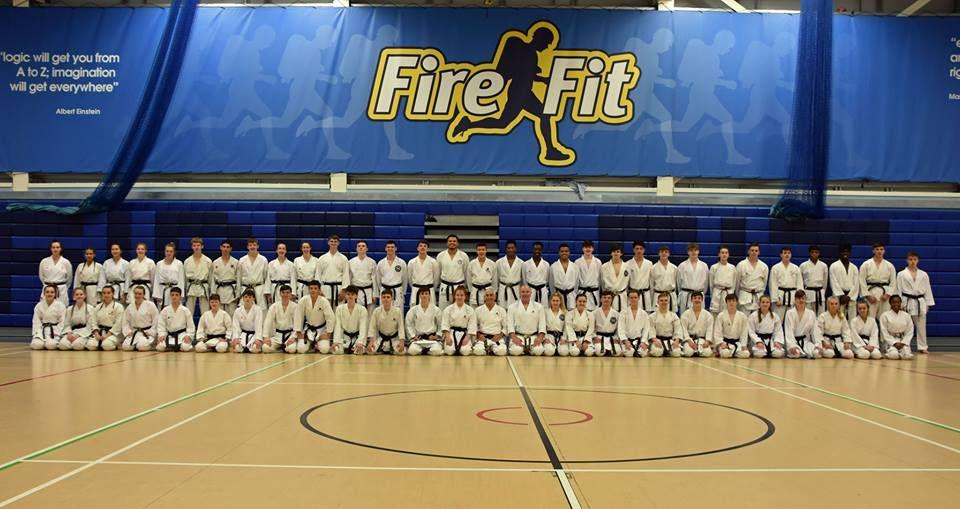 Junior Kumite Squad 2019