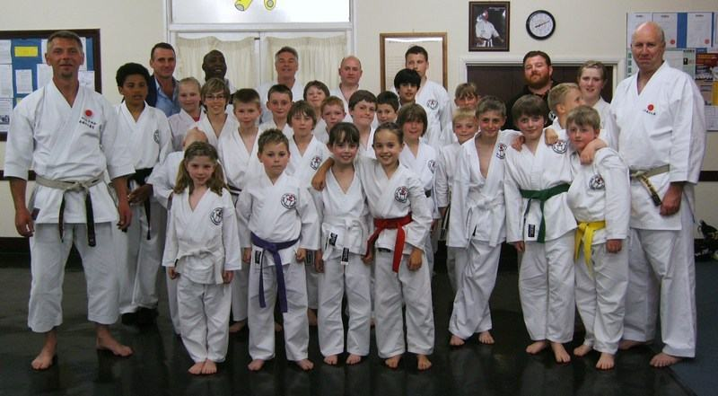 Club Grading 5th May 2011