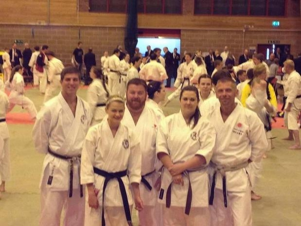 Shotokan Cup 2012