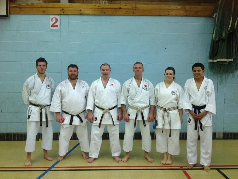 Sudbury course with Sensei Brennan