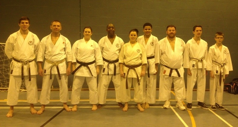 Sensei Sherry course 2013