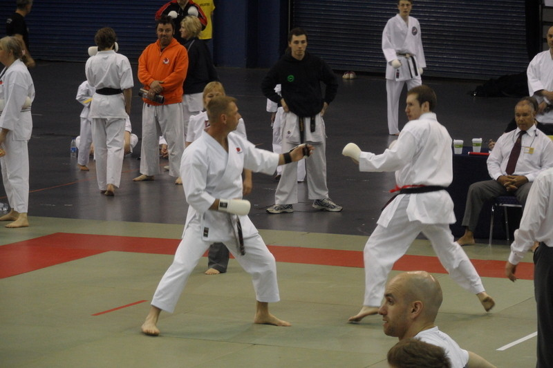 Sensei Graham Nationals 2013