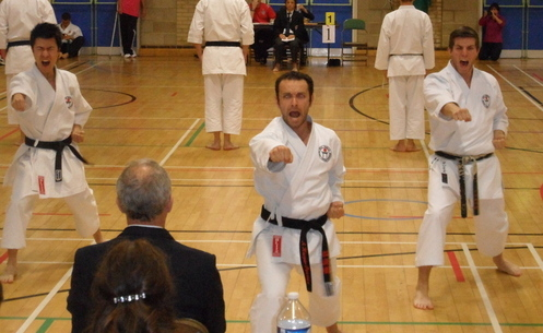 Southerns 2013 Team Kata