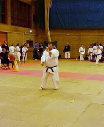Sensei Adam Shotokan Cup 2013