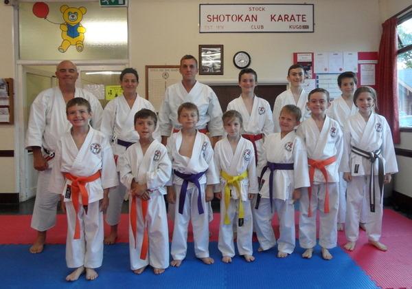 Club Grading 17 July 2014