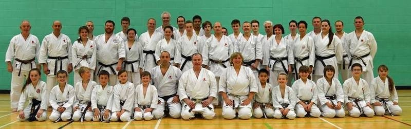 Brown Belt lesson with Sensei Brennan 1st Nov 2014