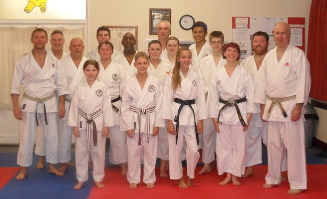 Group photo 6th Nov 2014