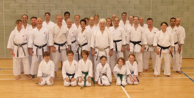 Southern Region Kata Course 8th Nov 2014