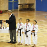 Stock A Team Kata medals