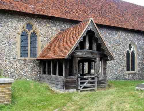 St James Church (copyright of John Salmon)