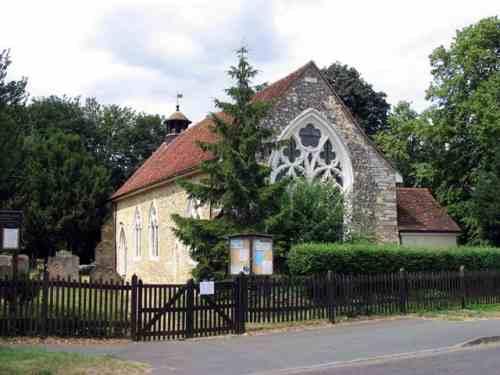 St Margarets Church (copyright of John Salmon)