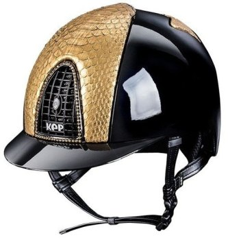 KEP Cromo Polish Black, With Gold Python Front & Back Vents, With Black Grill and Gold Swarovski Crystal Surround (£1000.00 Exc VAT or £1200.00 Inc VA