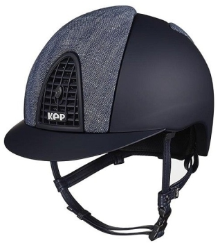 KEP Cromo Textile Blue with Blue Denim Front and Rear Panels (£600.00 Exc VAT or £720.00 Inc VAT)