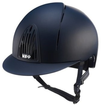KEP Smart Riding Helmet - Navy (£215.83 Exc VAT & £259.00 Inc VAT)