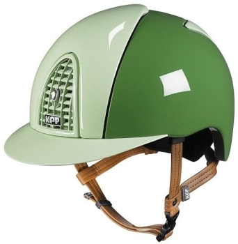 KEP Cromo Polish Green with polished Light Green Front and Rear Panels (£433.33 Exc VAT or £520.00 Inc VAT)
