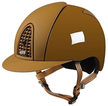 KEP Cromo Polish Caramel with Textile Caramel Front and Rear Panels (£433.33 Exc VAT or £520.00 Inc VAT)