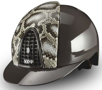 KEP Cromo Polish Brown Ghost Python, Brown Polished Grill & Vent (£637.50 Exc VAT or £765.00 Inc VAT)