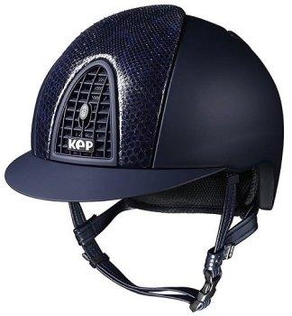 KEP Cromo Textile Blue With Blue Butterrolux Python Vent (£620.83 Exc VAT or £745.00 Inc VAT)