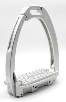 Tech Venice Light Safety Stirrups - Silver Silver (£257.50 Exc VAT & £309.00 Inc VAT)