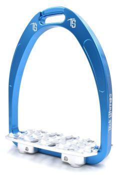 Tech Classic Endurance Stirrups - Blue (£116.67 Exc VAT & £140.00 Inc VAT)