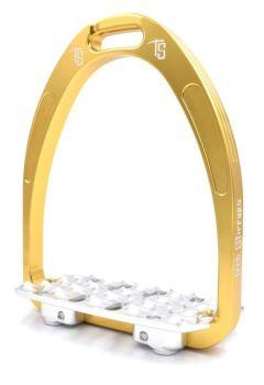 Tech Classic Endurance Stirrups - Gold (£116.67 Exc VAT & £140.00 Inc VAT)