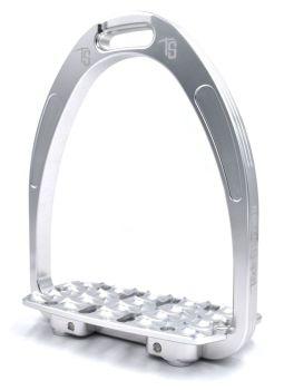 Tech Classic Endurance Stirrups - Silver (£116.67 Exc VAT & £140.00 Inc VAT)