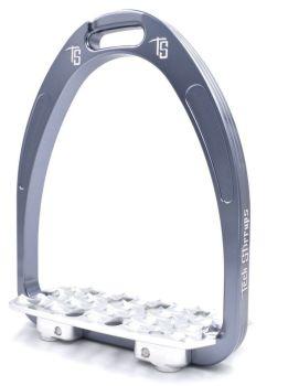 Tech Classic Endurance Stirrups - Titanium (£116.67 Exc VAT & £140.00 Inc VAT)
