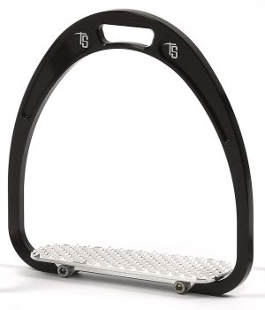 Tech Classic Racing Stirrup - Black (£125.00 Exc VAT & £150.00 Inc VAT)