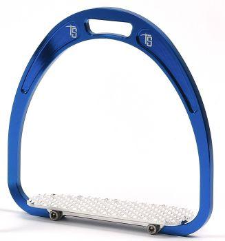 Tech Classic Racing Stirrup - Blue (£125.00 Exc VAT & £150.00 Inc VAT)