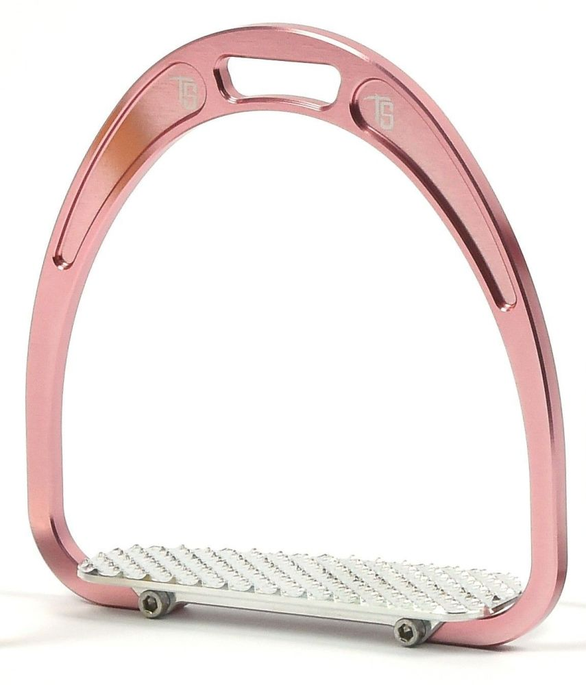 Tech Classic Racing Stirrup - Pink (£125.00 Exc VAT & £150.00 Inc VAT)