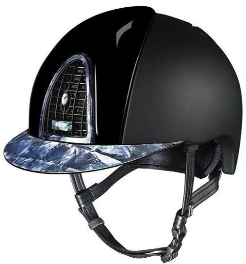 KEP Precious Stone & Shell Helmet Range