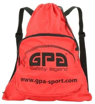 GPA Helmet Bag - Red (Price £16.67 Exc VAT & £20.00 Inc VAT)