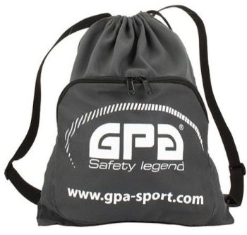 GPA Helmet Bag - Grey (Price £16.67 Exc VAT & £20.00 Inc VAT)