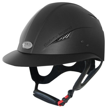 GPA Little Lady Riding Helmet - Black (£237.50 Exc VAT & £285.00 Inc VAT)