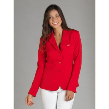 GPA NASKA Ladies Equestrian Show Jacket - Red (Price £220.83 Exc VAT & £265.00 Inc VAT)