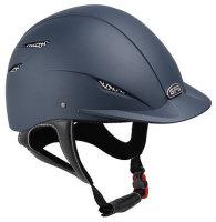 GPA Easy 2X Harness Riding Helmet - Navy (£237.50 Exc VAT & £285.00 Inc VAT)