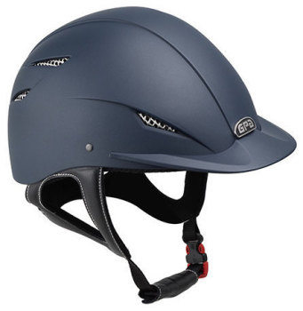 GPA Easy 2X Harness Riding Helmet - Navy (£237.50 Exc VAT & £285.00 Inc VAT)