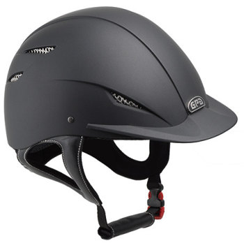 GPA Easy 2X Harness Riding Helmet - Black  (£237.50 Exc VAT & £285.00 Inc VAT)